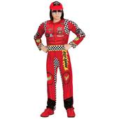 Formula 1 Driver Costume - Tween