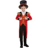 Deluxe Ringmaster Costume - Kids