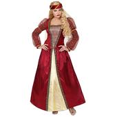 Medieval Princess Costume - Plus Size