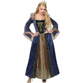 Medieval Queen Costume - Plus Size