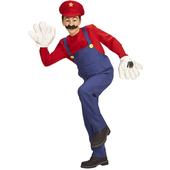 Super Plumber Costume - Tween