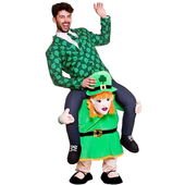 Carry Me Leprechaun Lass