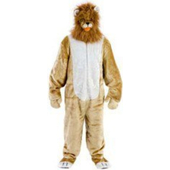 Fur Fabric Lion Costume
