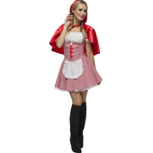Red Riding Hood Costume