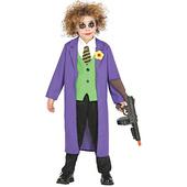 Child Crazy Jester Costume