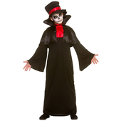 kids deadly reaper costume