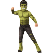 Avengers Infinity War Hulk Costume - Kids
