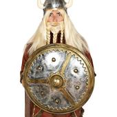 Round Viking Shield