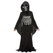 kids skeleton reaper costume