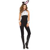tuxedo bunny