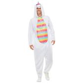 Unicorn Hooded Jumpsuit