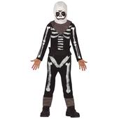 Skeleton Soldier Costume - Kids