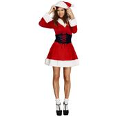 Fever Santa Costume