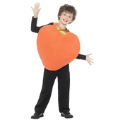Kids Peach Costume