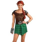 Princess Fiona Warrior Costume
