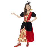 Miss Hearts Costume - Kids