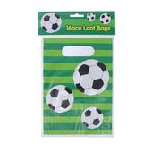 Football Loot Bag - 16 Pack