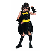 882313C Kids Bat Girl Costume
