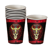 Voodoo Paper Cups - 8 Pack