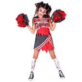 Zombie Cheerleader Costume - Kids