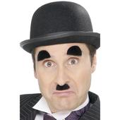 Chaplin Tash and Eyebrows