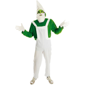 Green Garden Gnome Costume