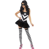 Teen Fever Asking For Trouble Costume