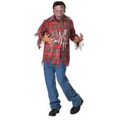 Plaid Boy Costume