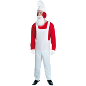 Red Garden Gnome Costume