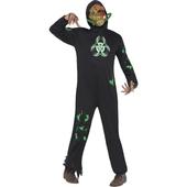 Bio Hazard Man Costume