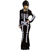 Lace Skeleton Costume