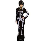 Lace Skeleton Costume