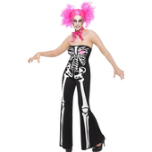 Sassy Skeleton Costume