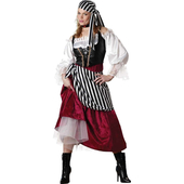 Pirate's Wench Costume