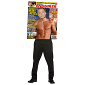 National Enquirer Heart Throb costume