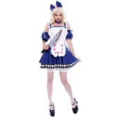 Wicked Alice Costume