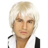 Boy Band Wig - Blonde
