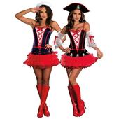 Dames at sea costume