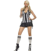 Half Time Referee Costume