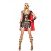 Warrior Princess costume