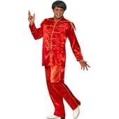 Red Sgt Pepper Costume