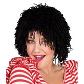 Wooly Clown Wig - Black