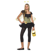 Sunflower Bee costume