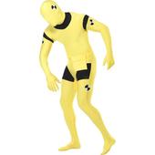 Second Skin Crash Dummy costume