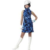 GoGo Girl Multi Costume