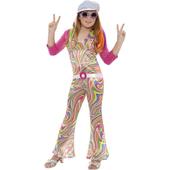 Groovy Glam Girl costume