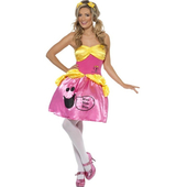 Little Miss Chatterbox Costume