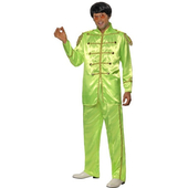 Green Sgt Pepper Costume