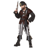 Kids Swashbuckler costume