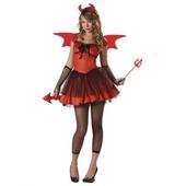 Teen Devil Doll Costume